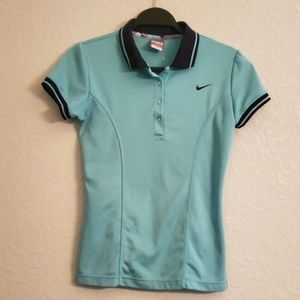 NIKE Fit Dry Fitted Top